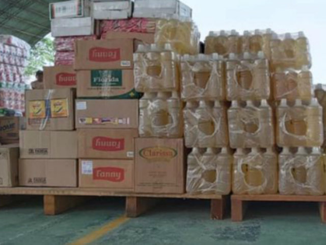 Contraloría desplaza 400 auditores para supervisar entrega de canastas de víveres