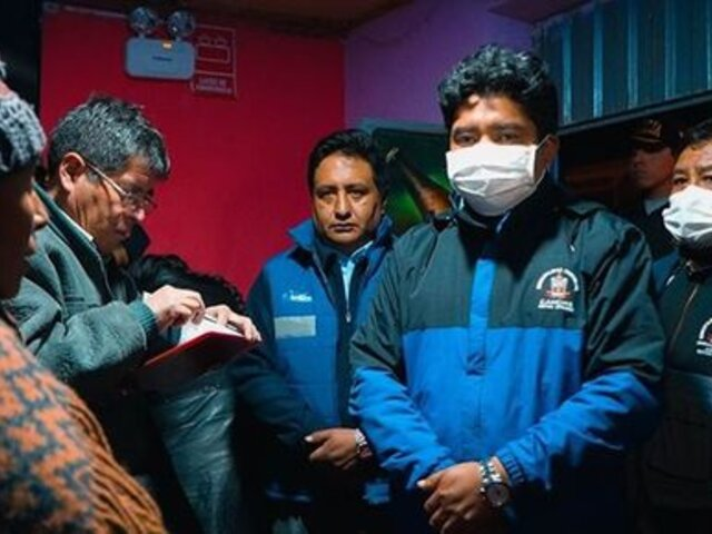 Cusco: piden prisión preventiva a alcalde de Canchis por denuncia de violación sexual a universitaria