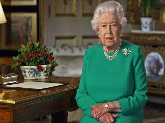 """Reina Isabel II sobre coronavirus: """"Nos unimos a todas las naciones del mundo en un esfuerzo común"""""""