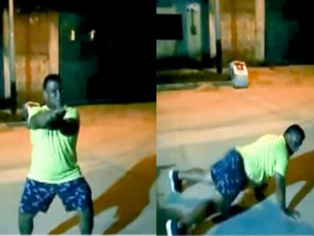 Tumbes: detienen a hombre que rompió toque de queda para cumplir 'challenge' de Tik Tok