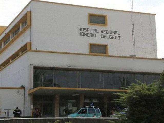 Arequipa: suspende atención en hospital al reportarse caso de Covid-19