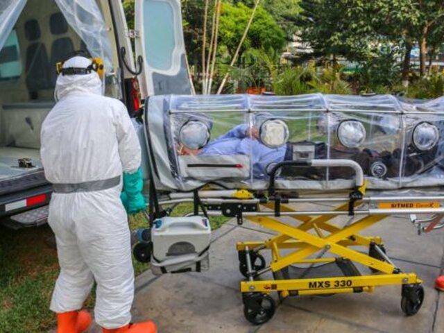 Coronavirus: Minsa confirma que número de fallecidos se elevó a 169