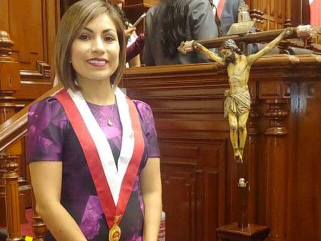 Congresista de Acción Popular dio positivo a Covid-19