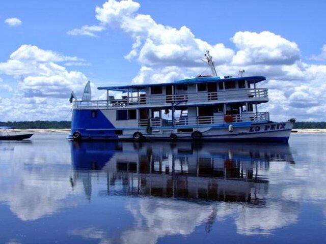 Coronavirus en Brasil: restringen tráfico fluvial para minimizar contagios