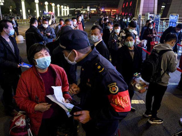 Covid-19: tras meses de encierro levantan cuarentena en la ciudad de Wuhan