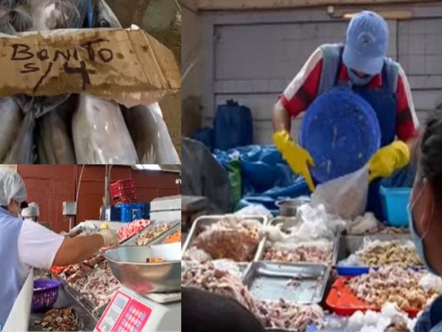 Garantizan abastecimiento de terminal pesquero de VMT
