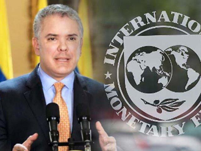 Colombia pide al FMI 11.000 millones de dólares para afrontar crisis financiera en medio de la pandemia