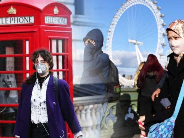 Reino Unido supera los 7 mil muertos por coronavirus COVID-19