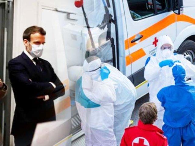 COVID-19: Francia supera las 10 mil muertes por coronavirus