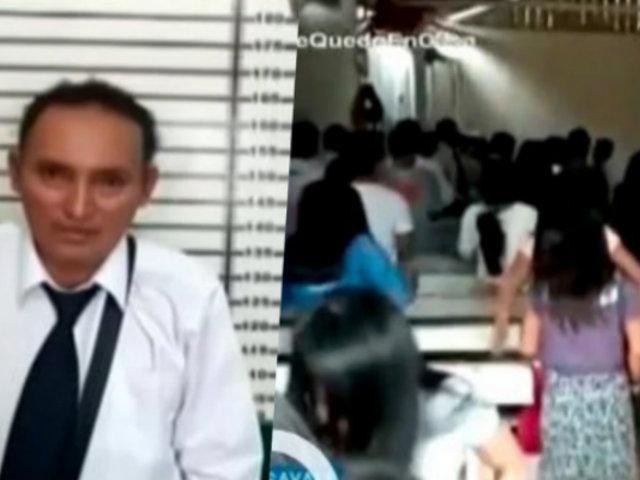 """Ucayali: detienen a pastor evangélico que convocó a fieles para """"acabar"""" con Covid-19"""