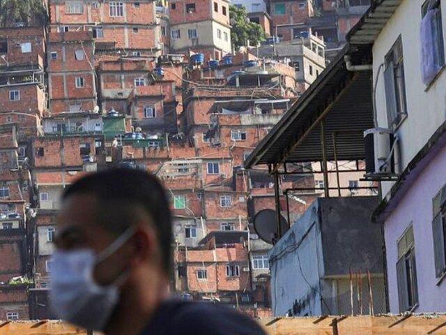 Coronavirus en Brasil: reportan primeros decesos por COVID-19 en favelas de Río de Janeiro