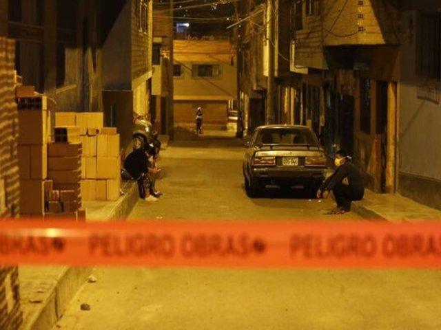 SJL: vecinos de hombre que habría fallecido por COVID-19 exigen ser sometidos a pruebas de descarte