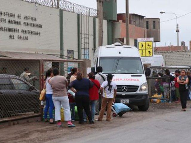 Cierran temporalmente penal Sarita Colonia tras casos confirmados de Covid-19