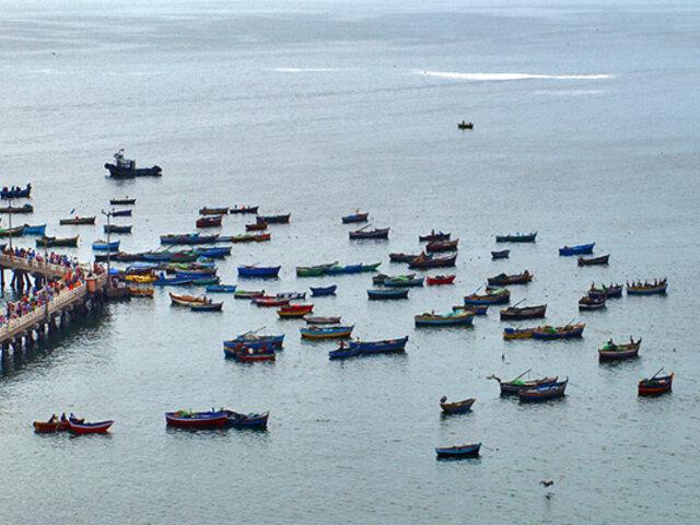 Pescadores artesanales de Chorrillos afectados por aislamiento social obligatorio