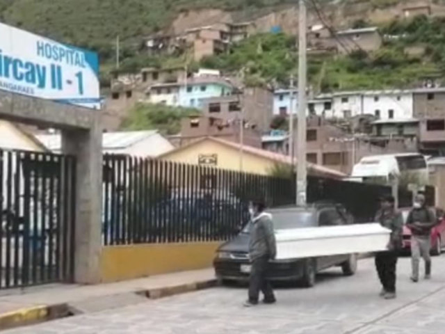Huancavelica: investigan muerte de 20 personas por presunta intoxicación alcohólica