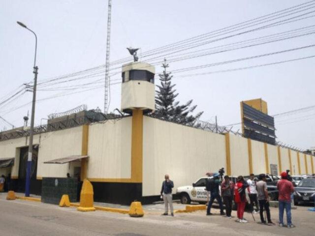 Coronavirus: entregarán kits de protección a internas del penal de Chorrillos