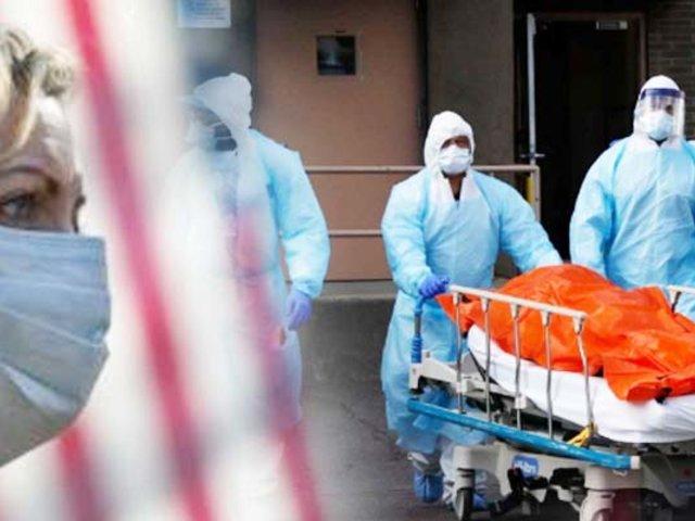 EEUU supera a España en cuanto a número de muertes por COVID-19