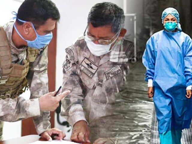 Marina de Guerra del Perú Marina de Guerra del Perú confirma casos de coronavirus en su personal