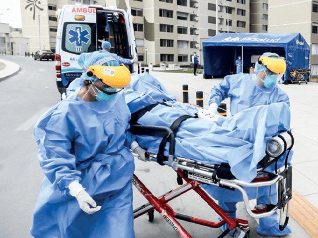 Perú superó a Ecuador en número de contagios por coronavirus