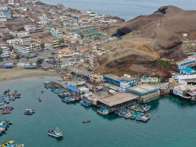 Marina de Guerra vigiló que aislamiento total se cumpla en bahía de Pucusana