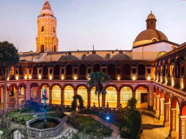 Jueves Santo: en plena cuarentena, conozca más sobre el convento de Santo Domingo