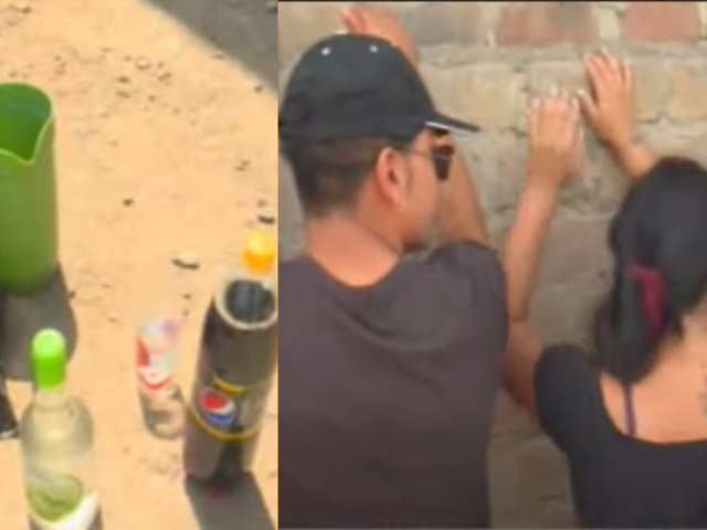 Carabayllo: detienen a jóvenes que no acataron cuarentena y estaban bebiendo licor en vehículo