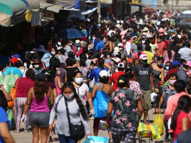 Una de cada cuatro personas en Lima y Callao tendría COVID-19, según el Minsa