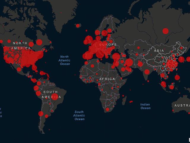 Coronavirus en el mundo: conozca MINUTO A MINUTO las cifras de contagios