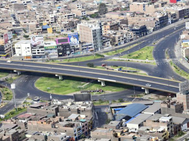 Viernes 10 de abril: así luce Lima y Callao durante inmovilización total obligatoria