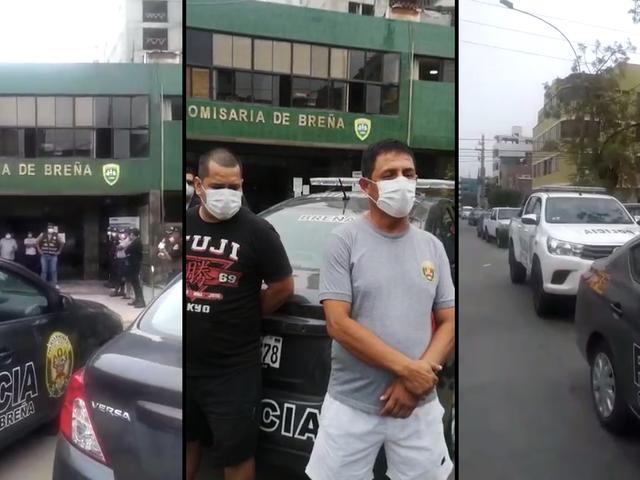 Policías de Comisaría de Breña piden descarte de Covid-19 tras confirmarse primer caso