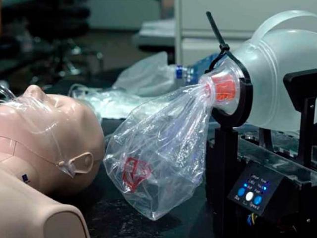 Investigadores del MIT crean respiradores mecánicos económicos