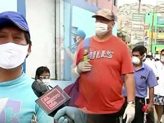 Irresponsables incumplen normas ante la pandemia por seguir tradiciones religiosas