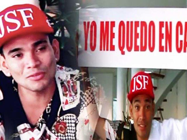 EXCLUSIVO | Josimar lanza junto a Al Sexto Día su nueva canción para unir a los peruanos
