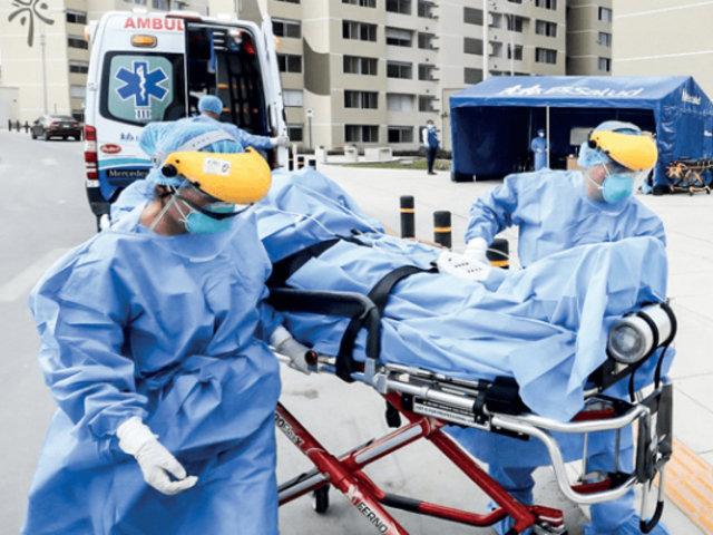 Covid-19: Frepap presenta proyecto para declarar héroes nacionales a médicos y policías