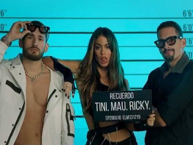 Tini, Mau y Ricky, entre otros artistas participaran en concierto organizado por Disney