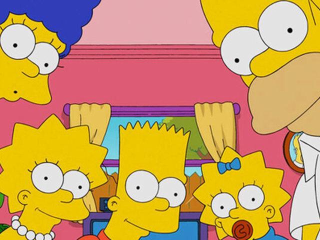 Canadá: familia aprovechó cuarentena para recrear intro de 'Los Simpson'