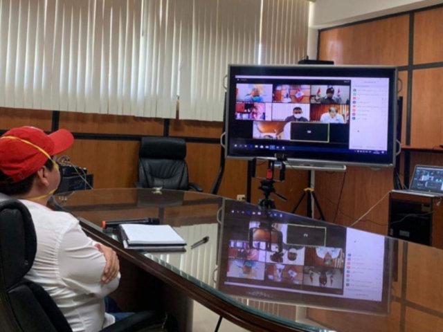 MTC realiza primer taller virtual sobre seguridad vial en las regiones
