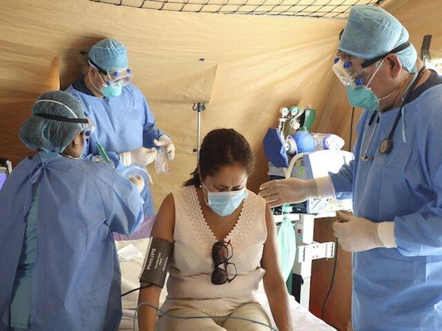 Covid-19 en Perú: más de 221 mil pacientes recuperados fueron dados de alta
