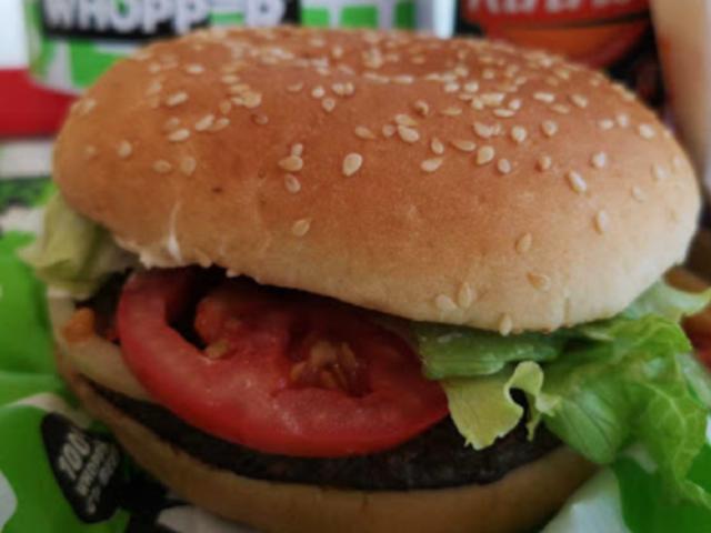 Reino Unido: prohíben anuncio de hamburguesa 'vegetariana' en cadena de comida rápida