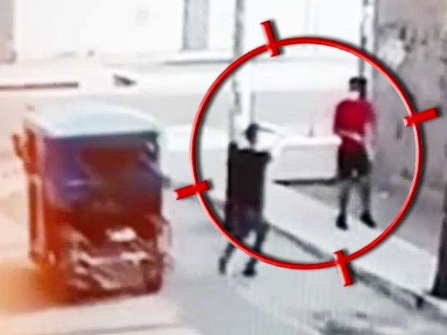 Los Olivos: asesinan a balazos a un abogado que se resistió a robo