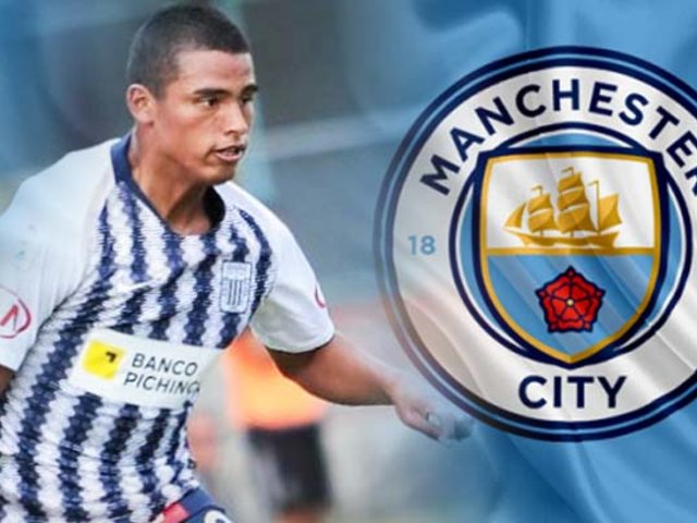Manchester City pagó 2.8 millones de dolares por Kluiverth Aguilar