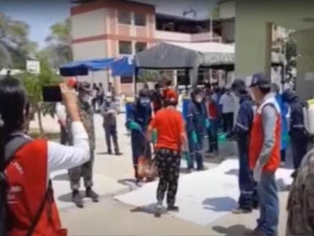 Tras larga espera 200 piuranos regresaron a su región