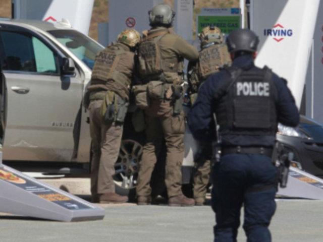 Tiroteo dejó al menos 17 personas fallecidas en Canadá