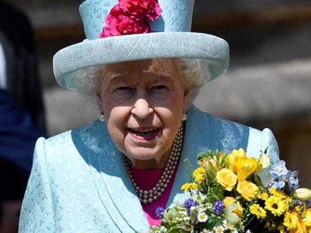 Reino Unido: Isabel II de Inglaterra pasó cumpleaños en cuarentena