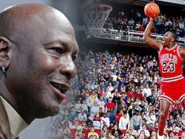 Michael Jordan dona 10 millones de dólares para la construcción de hospitales