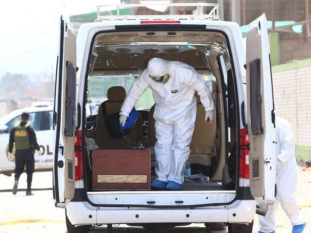 Comas: familia denuncia que no sabe si enterró cuerpo de su familiar por error de Essalud