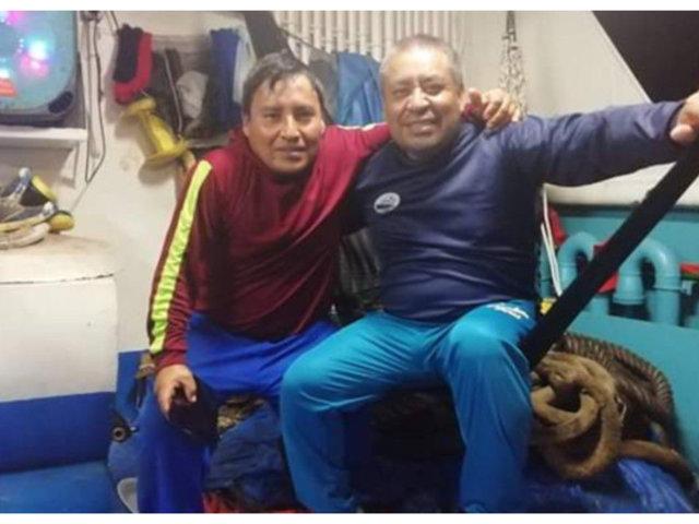 Hermanos pescadores mueren ahogados tras naufragar embarcación en Ica