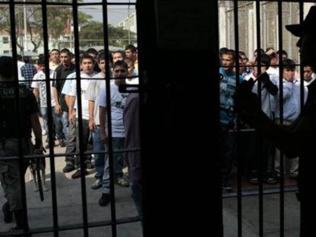Penal de Chiclayo: más de 200 reos dieron positivo a prueba de Covid-19