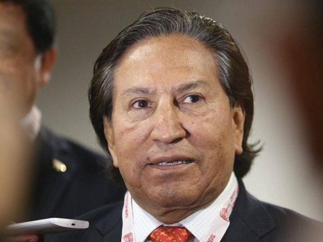 Alejandro Toledo: audiencia de extradición en EEUU es fijada para marzo del 2021