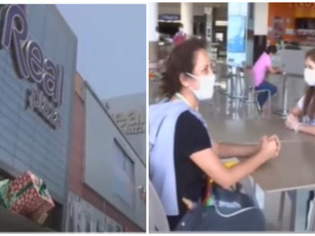 Real Plaza: Implementan protocolo de sanidad para reabrir instalaciones